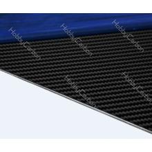 Soem-Kohlenstoffglasfaserplatte- / Hitzebeständigkeitsblatt für Brummen / FPV