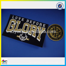 High Quality Self Adhesive customized sticker car