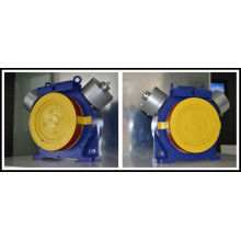 GIE gearless traction machine GSD-SM-550kg-1.0m/s