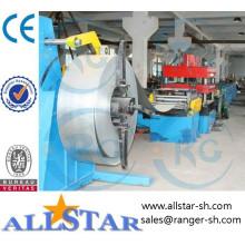 Profiliermaschine Stahl Silo