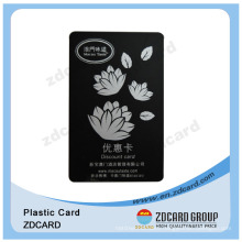Eco-Friendly Teslin Loyalty Gift Card/ID Card/Map