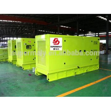 CE Утвержденный бесшумный дизельный генератор мощностью 80 кВт с двигателем Kofo в Китае