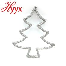 HYYX Подгонянный Цвет Рождество дерево дверь формы висячие украшения