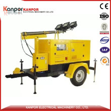 Yanmar 8.8kw 10kVA (9.6kw 12kVA) Diesel Genset with Good Performance