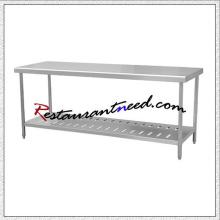 S304 1.8m Dental Work Bench With Undershelf