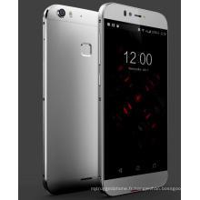 5,5 pouces 1,7 GHz Octa-Core HD Android Smart Phone 3 Go de RAM