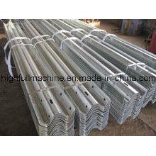 Folha de alumínio galvanizado do telhado ondulado do zinco
