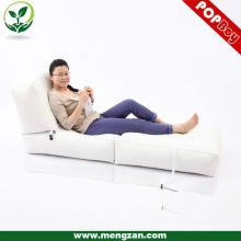outdoor bone shape cushion blanket