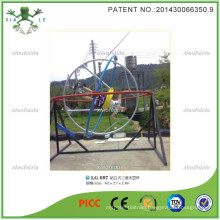 3D Standing Round Gyroscope Ride for Adult
