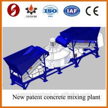Máquina de doseamento de concreto móvel MD1800