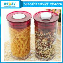 2L Big Size Storage Food Plastic Kitchen Use Jar