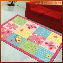Bedroom Latex Backing Girl Carpets