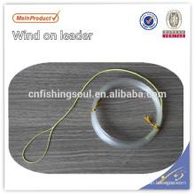 CARP035 100% Fluorocarbon Wind on leader Wind-on Leaders