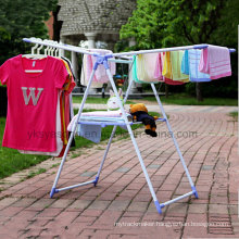 High Quality Outdoor Garment Drying Rack Clothes Hanger