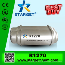 Eco-friendly gás refrigerante R1270