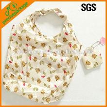 Promotional Polyester Folding Shoulder Bag