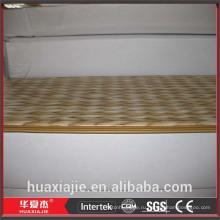 Жёлтые панели из ПВХ для стен
