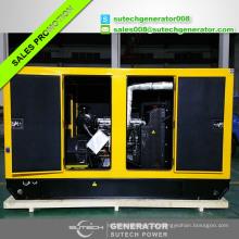 200kva / 160kw Lovol Motor 1106C-P6TAG4 Dieselaggregat