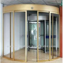 Puerta corredera automática (arco)