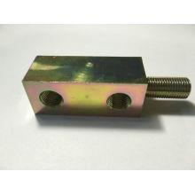 Conector macho fêmea forjado para encaixe hidráulico especial
