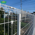BRC เชื่อมวงกบ Double Circle Fencing For Park
