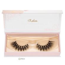 Luxury Custom Eyelash Paper Packaging Box