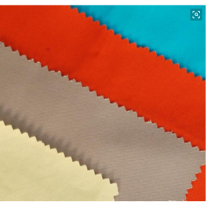 T/C 65/35 Blending Twill Color Workwear Fabric