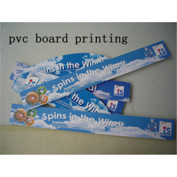PVC Plastic Foam Poster Advertisement Board Printing
