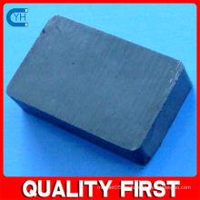 Hecho en China Fabricante y fábrica $ Proveedor Imán rectangular de la ferrita de la alta calidad