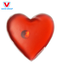 Promotion Heart Hand Warmer Magic Heat Pack Instant Click Hot Pad