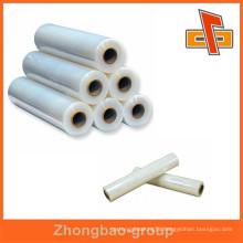 High quality PVC/PET film , PVC tube roll film for packing