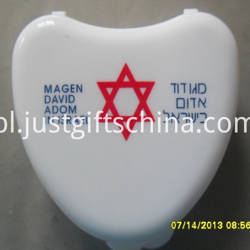Promotional Heart Shape Denture Box_2