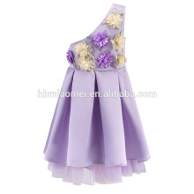2017 venda quente baby girl party dress meninas partido desgaste ocidental dress pari dress para o bebê menina