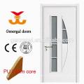 Heat insulating steel doors with pu foam