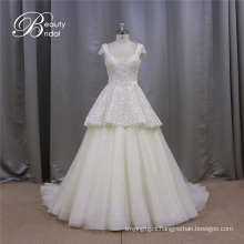 Trendy Style A Line Bridal Dresses Beaded