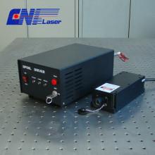 laser monofréquence pour l'holographie