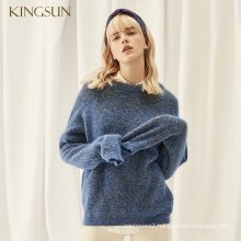 Womans New Fancy Style Mohair Wool Sweater Winter Pullover Fashion Design