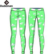 nuevo modelo de pantalones de yoga para mujeres pantalones leggings pantalones de ropa deportiva 2017