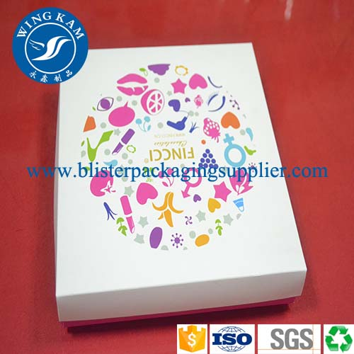 a4 paper storage box box packaging,