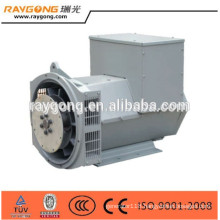 200kva three phase brushless synchronous alternator