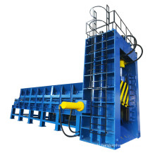 Automatische Schrott-Aluminium-Kupferplatten-Quetschschere
