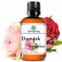 Skincare Damascus Rose Water OEM Cosmetics Raw Materials