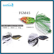 45cm/6.5g Popular Frog Lure with Tail
