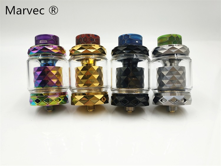 Newest Rta Tanks