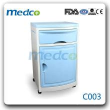 MED-C003ABS Bedside Hospital Cabinet