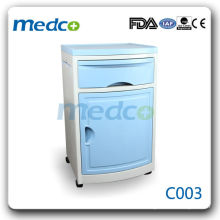 C003 Plastic ABS hospital cabinet