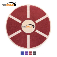 ProCircle Fitness Exercise Wooden Balance Board