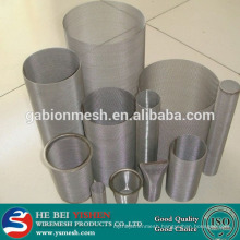 High quality 316, 316L stainless steel mesh filters in china