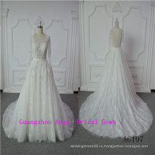 Элегантный Русалка Свадебные Платья
