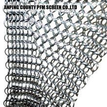 Plástico de aço inoxidável inoxidável do purificador 318 de Chainmail Xl do silicone 7x7 polegadas